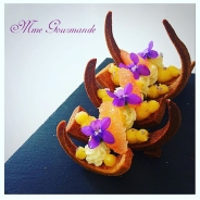 Desserts à l'assiettre