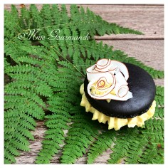 Macaron passion coco