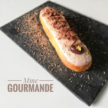 Eclair Capuccino
