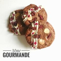 Cookie façon Forêt Noire